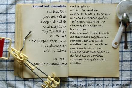 EinkaufszettelSpicedHotChocolate